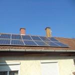 Gyügye - napelem családi ház 2