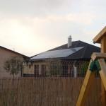 Jármi - napelem családi házon 3