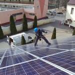 Kisvárda napelem rendszer